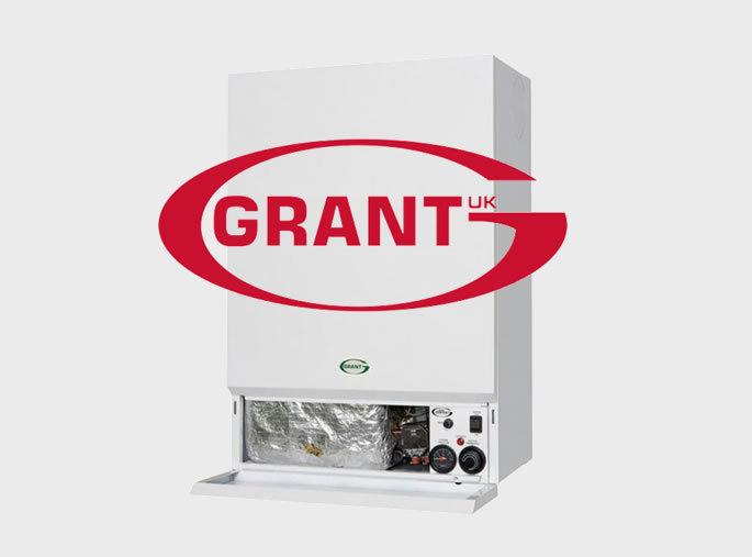 Grant Condensing oil fired boilers