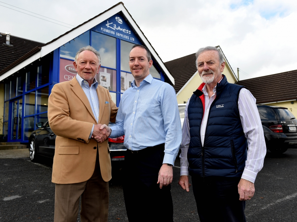 Phil Coulter Visits Kildress Plumbing