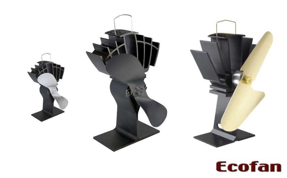 Ecofan stove fans now in stock