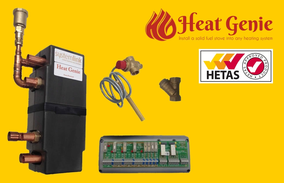 Heat Genie Plumbers Information Morning