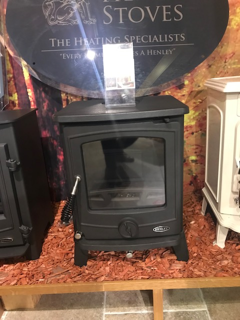 Henley Cambridge 7.5kW Matt Black