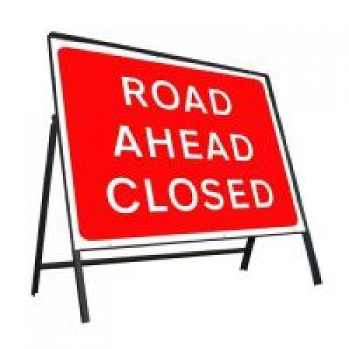 ROAD WORKS/DIVERSIONS SAT 19 MAY