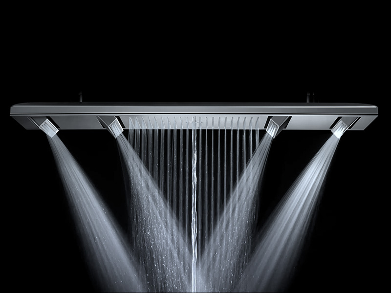 Axor Shower Heaven Now On Display