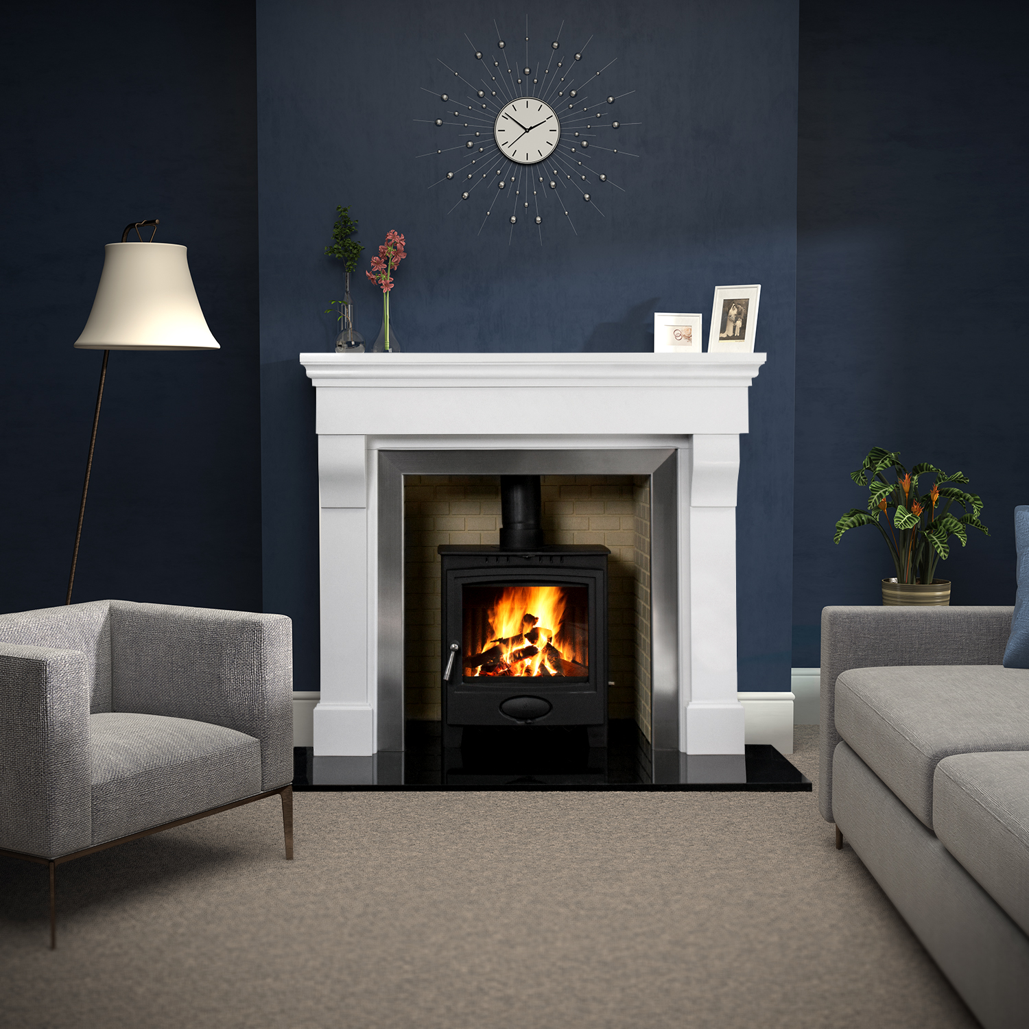 Fireplaces Northern Ireland Kildress Plumbing