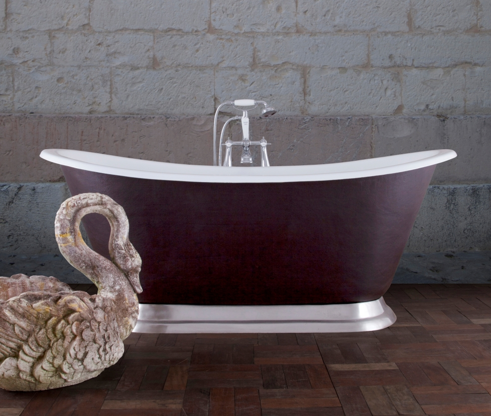 Galleon bath
