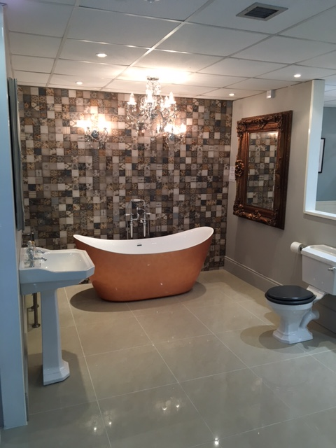 Bathrooms Showroom Northern Ireland | Kildress Plumbing