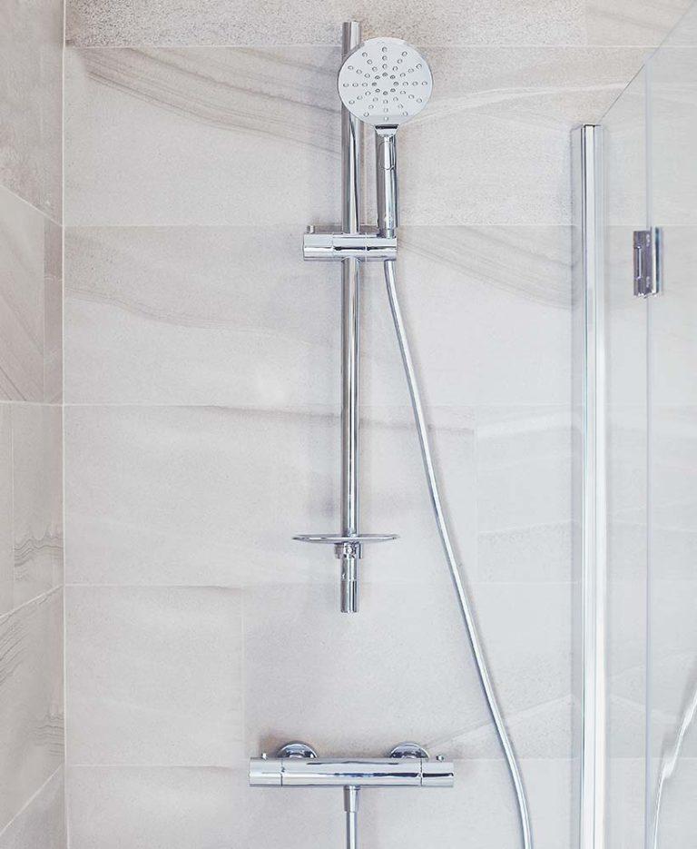 Luca Bar Valve Shower Kit