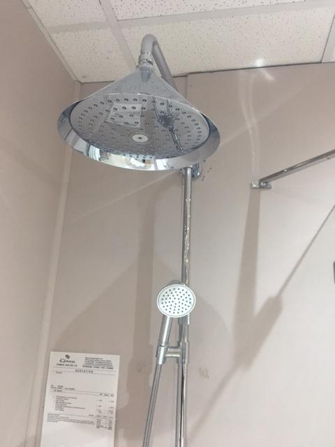 Axor Showerpipe CSV4