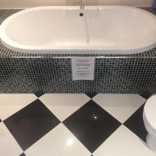 Inset Bath CBB1