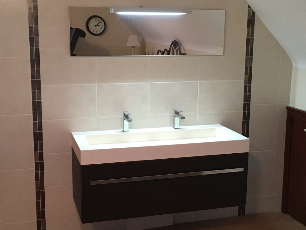 Quadra Vanity Unit CBF3